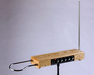 Etherwave theremin, PLUS edition