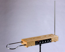 Ash Moog Etherwave PLUS theremin